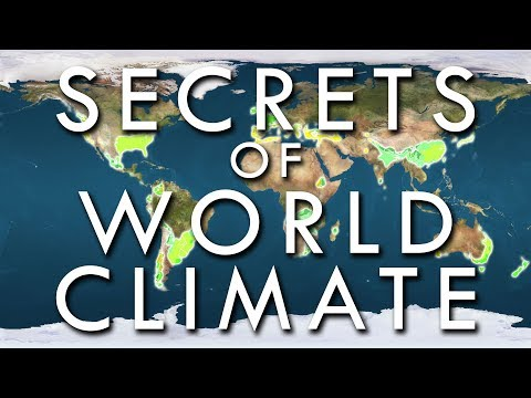 Secrets of World Climate - Introduction