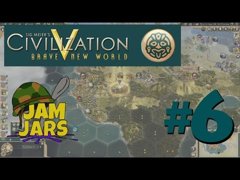 Civ V - Mayans Part 6