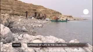 видео Как возникло Мертвое море?