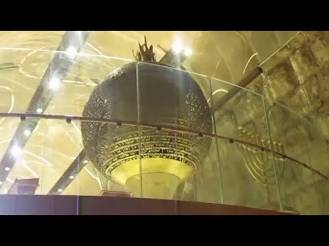 Update on Underground Third Temple and Ezk8 Synagogue