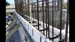 Видео о строительстве Термодома из разборного термоблока от
