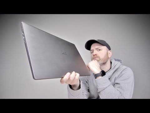 The Weight Of This Laptop Will Break Your Brain.