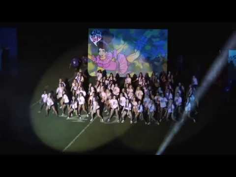Aliso Niguel High School - Homecoming Halftime Show 2014