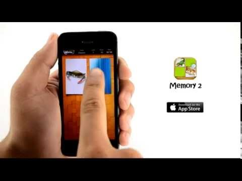 Memory 2 - The Best Card Matching Game for iPhone and iPad