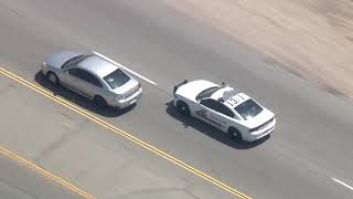 4/02/19: Car Chase Criminal Suspect On The Run - Unedited