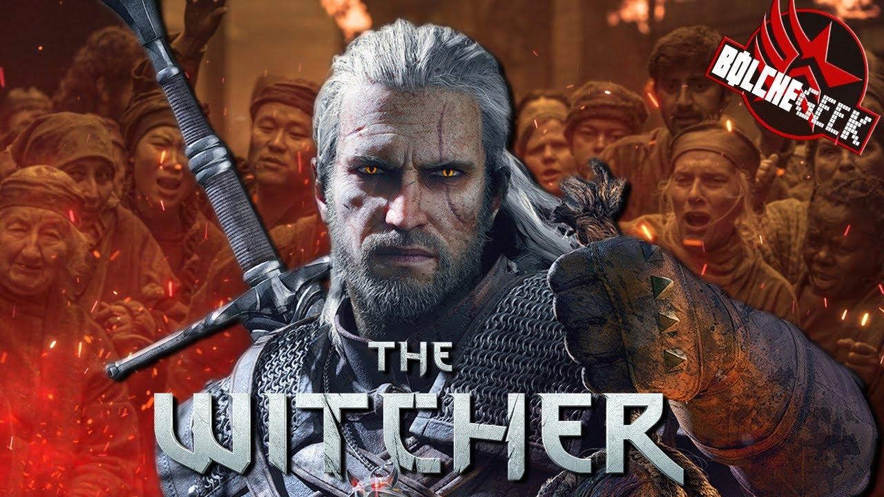 De quoi Geralt de Riv est-il le nom ? #TheWitcher
