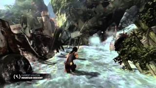 Tomb Raider 2013 Walkthrough - Part 1 -  10 Minutes of Gameplay Footage HD