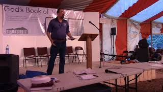 """TFE 2018: Kerry Williams - """"The Bible: Trustworthy in all Things""""  Sermon, July 25th, 2018"""