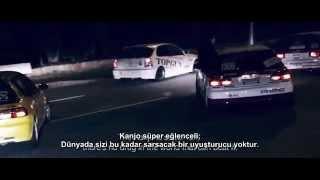 Japonya'nın Sokak Yarışçıları - The Kanjozoku (Türkçe Altyazılı)