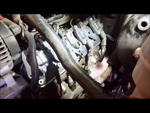 2008 Chevy Avalanche PCV Valve Cover