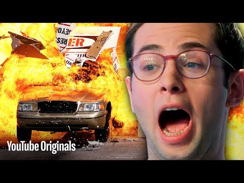 Thumbnail: The Try Guys Vs. Dormtainment • Action Movie Stunts