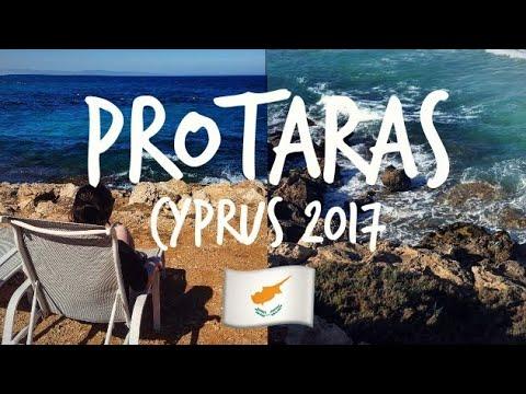 PROTARAS (CYPRUS) | Travel Vlog