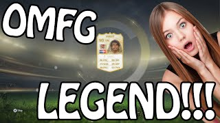 LEGEND IN A PACK!!! AMAZING NEW YEARS 100K PACKS - Fifa 15 Ultimate Team Pack Opening Thumbnail