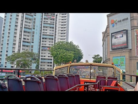Singapore - Citysightseeing by BUS