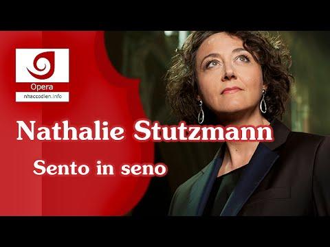 [Nathalie Stutzmann] Sento in seno