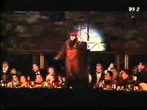 José van Dam - La Dannation de Faust -  Une puce gentille