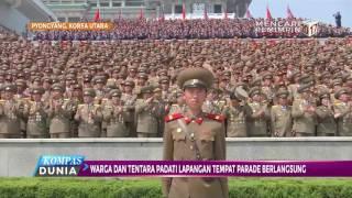 Download lagu Korea Utara Pamerkan Persenjataan Baru