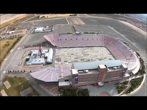 UNLV Sam Boyd Stadium Las Vegas, Nevada