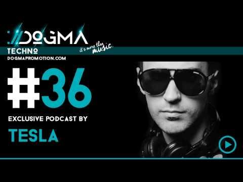 Tesla – Techno Live Set // Dogma Techno Podcast [April 2015]