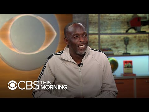 """Actor Michael K. Williams on his """"gut-wrenching"""" role in new Central Park Five series"""