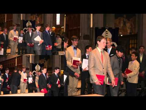 Cathedral School For Boys Graduation 2014 HD Slideshow