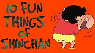 10 Fun Things Of Shinchan That Makes You Laugh  Manda Bathram