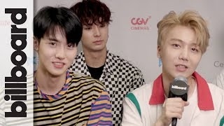 Pentagon Reveal Their Favorite Lyrics & Dance Moves | Billboard
