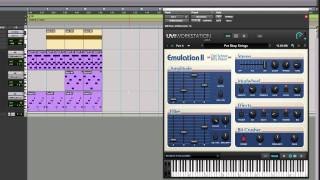 Review of UVI Emulation & Drumulation Sound Library