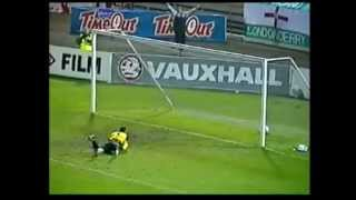 World Cup qualifying goals, 17th November 1993