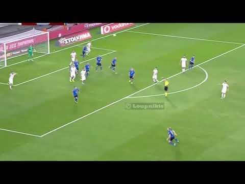 Ελλάδα - Εσθονία 0-0 Highlights Προκριματικά Π.Κ. 2018 {31/8/2017}