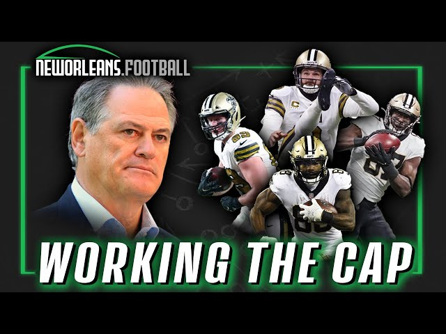 Saints are starting to show their plans with cap moves | NewOrleans.Football
