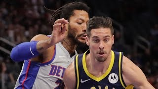 Detroit Pistons vs Indiana Pacers Full Game Highlights | December 6, 2019-20 NBA Season