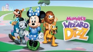 mickey mouse clubhouse minnie s the wizard of dizz minnie s explores the land of dizz 2015