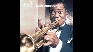 I gotta right to sing the blues - Louis Armstrong