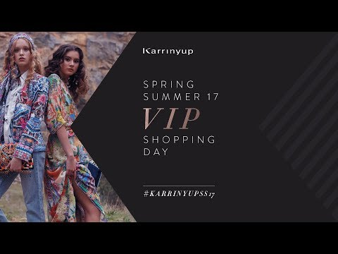 Karrinyup Spring/Summer 17