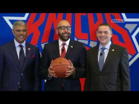 Get to Know Coach David Fizdale | New York Knicks | MSG Networks