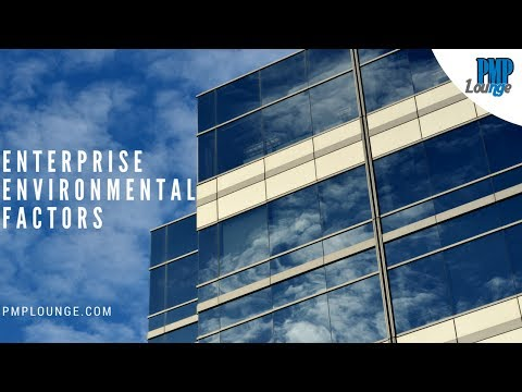 Enterprise Environmental Factors (EEF)