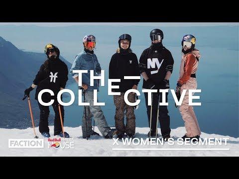 Ski freestyle féminin