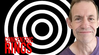 How to create concentric rings in Illustrator CC