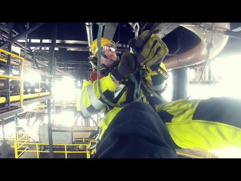ASAKEN Rope Access - OFFSHORE