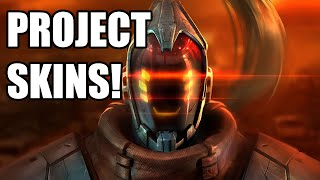 LoL PROJECT Zed, Lucian, Leona & Fiora - League of Legends Preview
