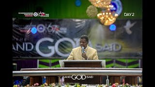 PASTOR EA ADEBOYE SERMON AUGUST HOLY GHOST SERVICE  AND GOD SAID - HD