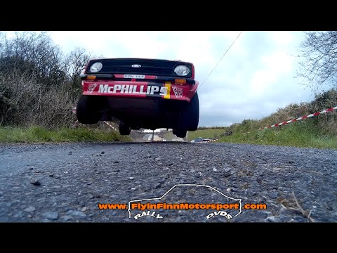 Monaghan Stages Rally 2016 *Irish Rallying* (Flyin Finn Motorsport) HD