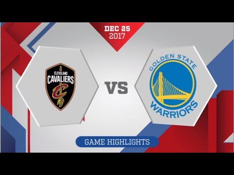 Cleveland Cavaliers vs Golden State Warriors: December 25, 2017