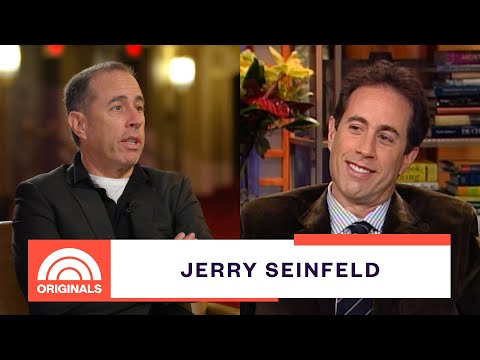 Jerry Seinfeld Reflects On 'Seinfeld' Over The Years On TODAY