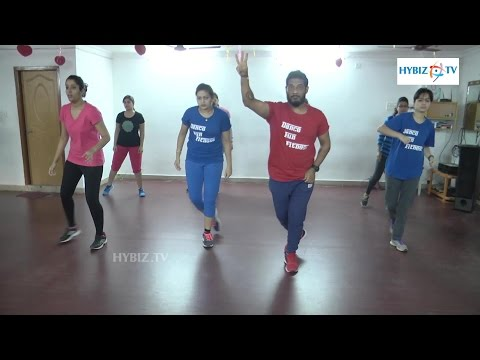 Zumba Dance Basic Steps for beginners | hybiz