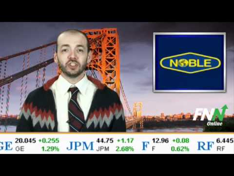Noble Corp. Shares Rise After Completing Deal with Israel Electric Corp.