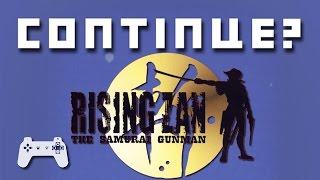 Rising Zan (Playstation 1) - Continue?
