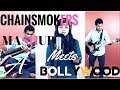 Download Chainsmokers Bollywood Mashup -  Closer cover meets Pani da Rang - by Gana and Amritha//Music MP3 song and Music Video