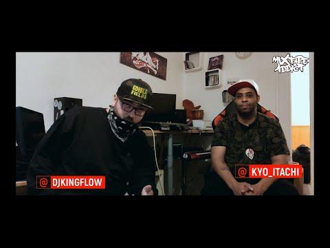 Youtube: Mixtape Addict Report: Interview avec le beatmaker KYO ITACHI!
